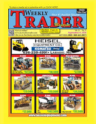weekly trader september 8 2016 by weekly trader issuu
