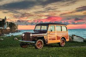 jeep station wagon 2016 a history of jeep u0027s most important models automobile magazine