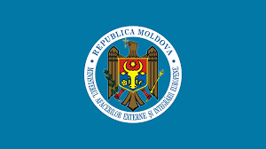 Moldova Flag Ministry Of Foreign Affairs And European Integration Of The Rm
