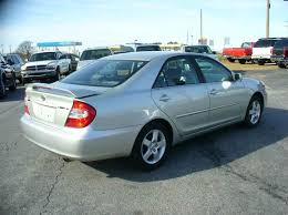 2002 toyota cars 2002 toyota camry se 4dr sedan in sc brewster used cars