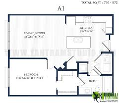 2d commercial floor plan concept yantram architectural design