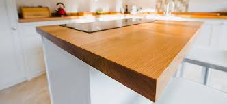 kitchen island oak norfolk oak bespoke hardwood kitchens worktops joinery