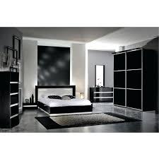chambre noir et blanc design chambre et blanc chambre complate odi chambre adulte complate