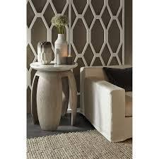 kelly hoppen gray pedestal table candelabra inc