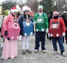 Princess Peach Halloween Costume 10 Mario Cosplays Costumes Luigi Princess Peach Toad Wario