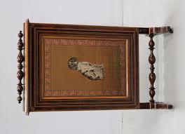 pare feu laiton elegant ecran de cheminee pare feu epoque xixe bronze dore style l