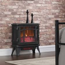 Infrared Quartz Fireplace by Electric Fireplace Stove Wayfair