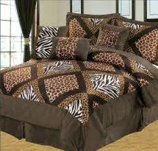 Cheetah Twin Comforter Cheetah Print Comforter 7 Pieces Multi Animal Print Comforter Set
