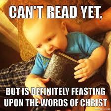 Baby Smurf Meme - 22 hilarious baby mormon memes lds s m i l e