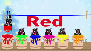 video for kids youtube kidsfuntv learn colors with mery christma batman vampire cartoon songs