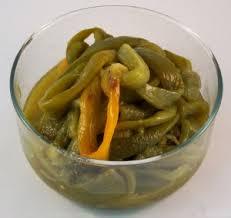 recettes poivrons verts