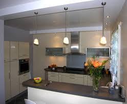 plafond cuisine faux plafond cuisine ouverte 5 plan snack lzzy co