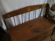 country storage benches ebay
