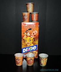 halloween dixie cups lion king dixie cups by lionkingforlife on deviantart