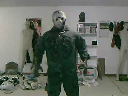 Jason Voorhees Costume Jason Voorhees New Blood Costume Life Sized Friday The 13th