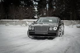 bentley flying spur white 2015 bentley flying spur v8 review autoguide com news
