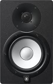 amazon computer monitor black friday amazon com yamaha hs7 100 watt series monitor black musical