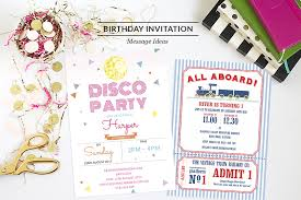 birthday invitation wording u0026 messages love jk