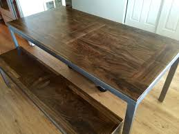 Bonterra Dining And Wine Room by Walnut Dining Room Table Home Design Ideas