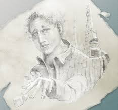 sad man sketch by zancan on deviantart