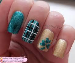 make nail art march 2017