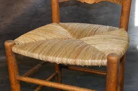 rempailler une chaise comment rempailler une chaise
