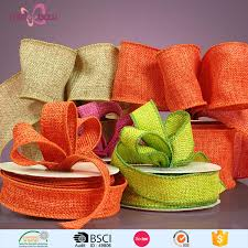 wholesale burlap ribbon jute ribbon jute ribbon suppliers and manufacturers at alibaba