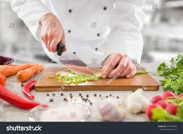 chef cooking food kitchen restaurant cutting stock photo 572749000