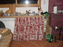rideau sous evier cuisine rideau sous évier photo de déco intérieure maison famille enen
