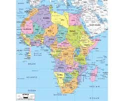 Angola Africa Map by Maps Of Africa And African Countries Political Maps Road And