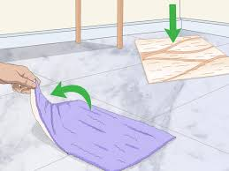 Can You Use Mop And Glo On Laminate Floors How To Wash Marble Floors 15 Steps With Pictures Wikihow