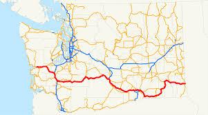 Walla Walla Washington Map by U S Route 12 In Washington Wikipedia