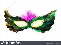 feather mask celebration isolated feather mask stock picture i2127869 at