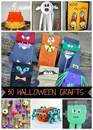 rantin u0027 u0026 ravin u0027 halloween kid crafts