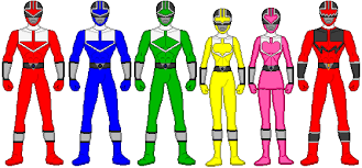 power rangers clipart cliparts