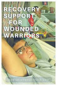 wounded warrior recovery support