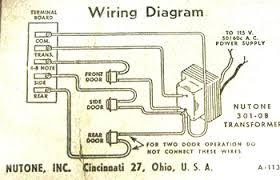 wiring diagram for doorbell transformer u2013 readingrat net