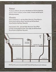 wedding invitation inserts wedding invitation map insert wedding ideas map for invitation