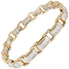 bracelet chain link styles images Vintage hermes sterling silver and 18k gold curb chain link belt jpg