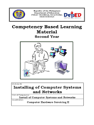 chs module 4 install computer systems and networks operating