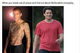 Prison Break Memes - prison break actor makes moving confession over viral meme