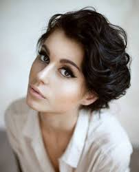 curly hair for girls short curly haircut women hairstyle trendy