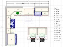 Free Kitchen Cabinet Plans Free Kitchen Floor Plans Home Design