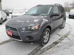 mitsubishi outlander sport 2012 2012 mitsubishi outlander collectible auto sales