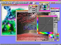 paint software pixia 6 03de software downloads techworld