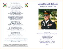memorial service programs 9 memorial service program template authorizationletters org