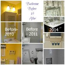 Before After Bathroom Makeovers - bathroom makeover sources and more pictures teeny ideas