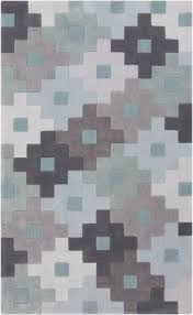 Charcoal Gray Area Rug 181 Best Area Rugs Grey Beige Blue Images On Pinterest Jaipur