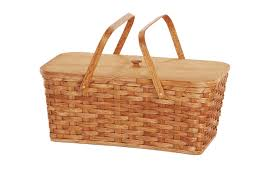 picnic baskets for two picnic basket with two handles transparent png stickpng