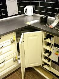 cabinets u0026 drawer bamboo flooring white kitchen cabinet corner